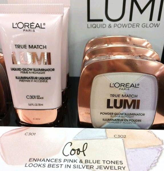 Nouveau Cheap Spotted New Oreal True Match Lumi Liquid