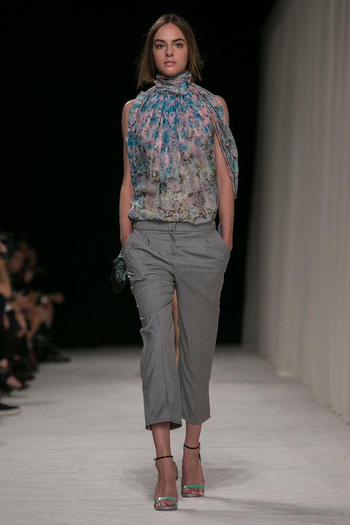 Nina Ricci, fashion from Paris runway