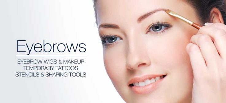 Eyebrow Wigs | False Eyebrows | Headcovers