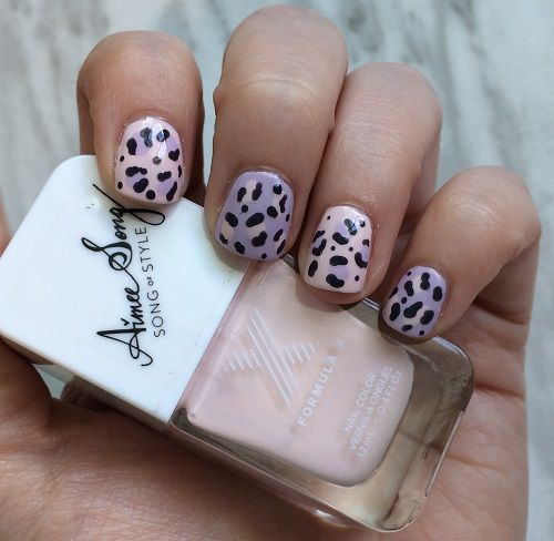 311 best workaday beauty nail art images on pinterest belle g nail art pastel leopard print using essie in go ginza sonia kashuk in girls best friendbest prinsesfo Image collections
