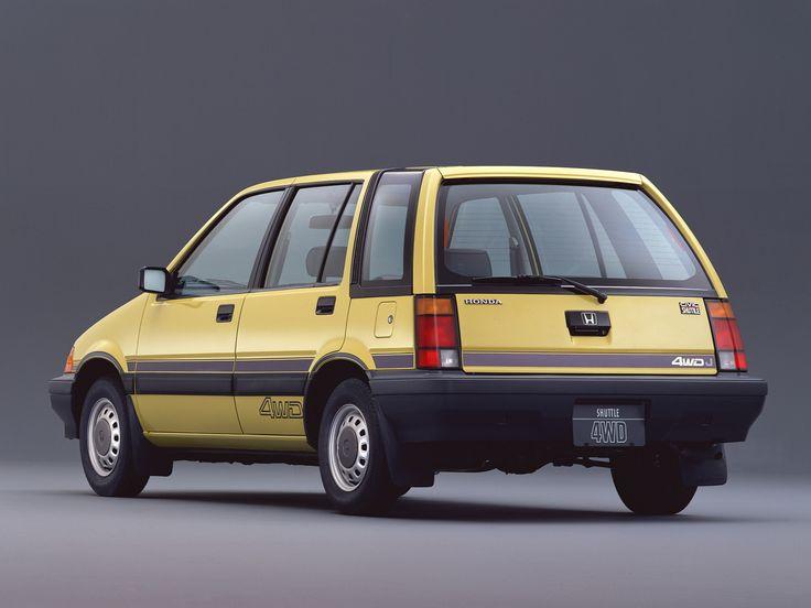 1983-87 Honda Civic Shuttle