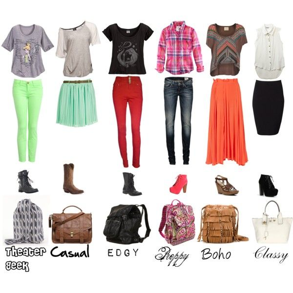 Back-to-School Outfits – Tween Girl ideas