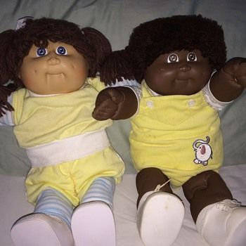 Show & Tell - Vintage Cabbage Patch Kid Dolls | Collectors Weekly