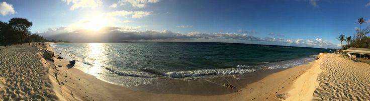 Hawaii spiaggia