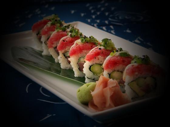 Sushi on Pinterest | Sushi rolls, Shrimp tempura and Homemade sushi ...