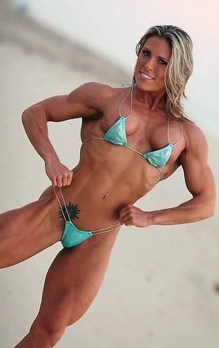 Muscular Babes Fucking 39