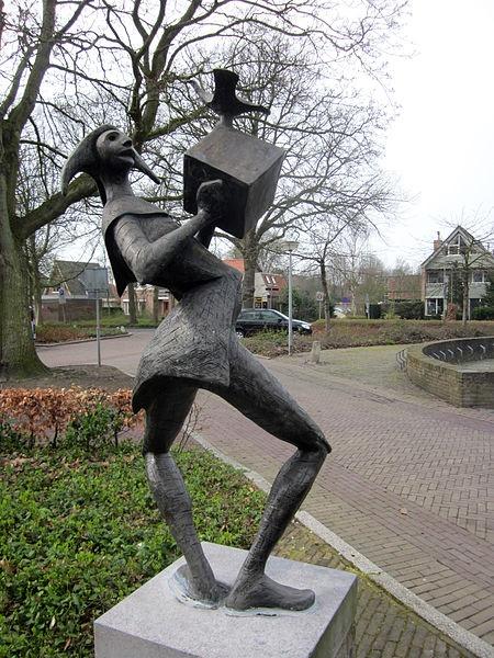 Tineke Bot   Pandor   Willibrordusweg Heiloo