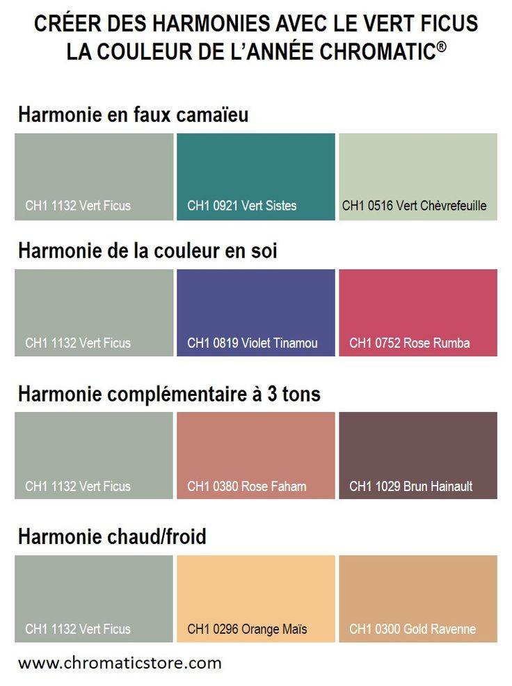 47 best creer des harmonies de couleurs images on pinterest - Feng shui couleur salon ...