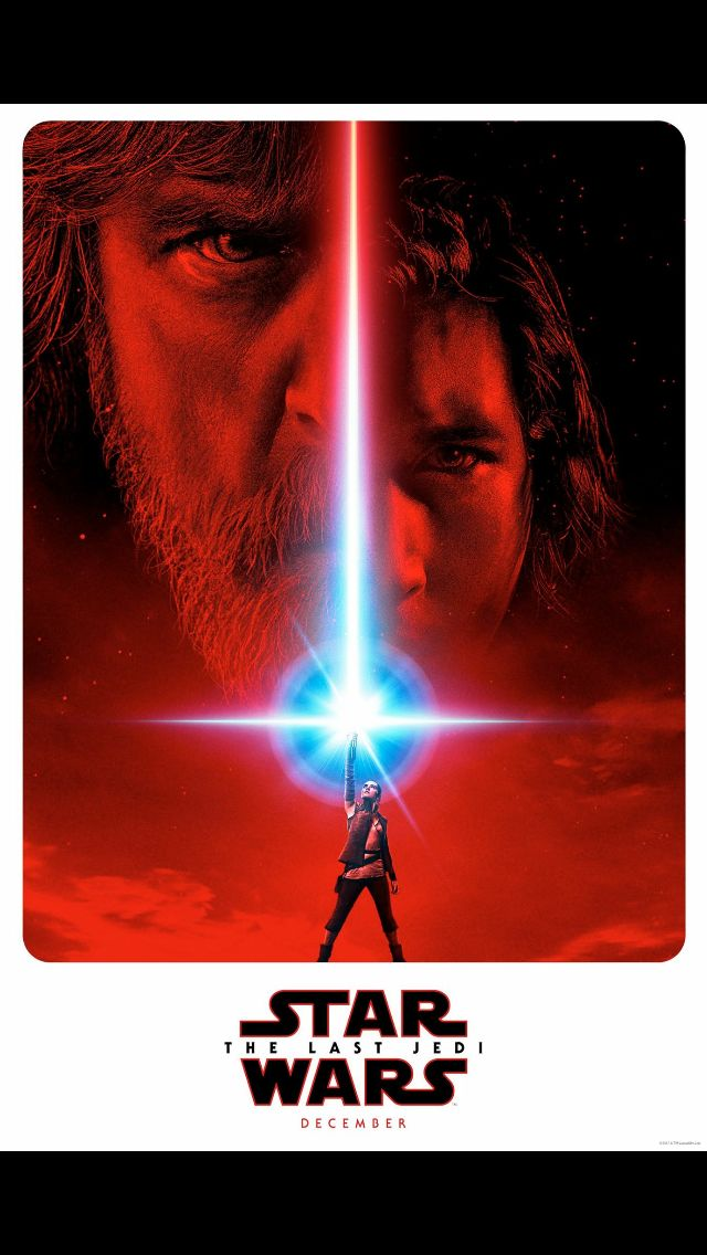 Teaser poster...trailer up on StarWars.com official YouTube channel and its amazing! OMG I actually love it so much! ❤️❤️