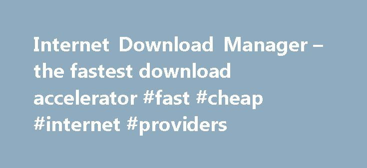 Internet Download Manager – the fastest download accelerator #fast #cheap #internet #providers http://internet.remmont.com/internet-download-manager-the-fastest-download-accelerator-fast-cheap-internet-providers/  Privacy Policy Tonec Inc. respects the privacy of all of our users and is committed to protecting such privacy in accordance with this Privacy Policy. This Privacy Policy document explains our treatment of your personally identifiable information collected in connection with your…