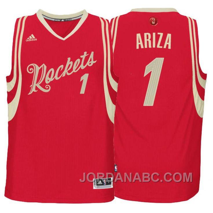 http://www.jordanabc.com/nba-201516-season-houston-rockets-1-trevor-ariza-christmas-red-jersey.html NBA 2015-16 SEASON HOUSTON ROCKETS #1 TREVOR ARIZA CHRISTMAS RED JERSEY Only $69.00 , Free Shipping!