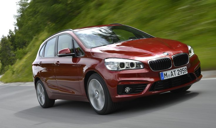 BMW 2 Series Active Tourer front-drive MPV priced from $44,400 - http://www.caradvice.com.au/299391/bmw-2-series-active-tourer-front-drive-mpv-priced-from-44400/