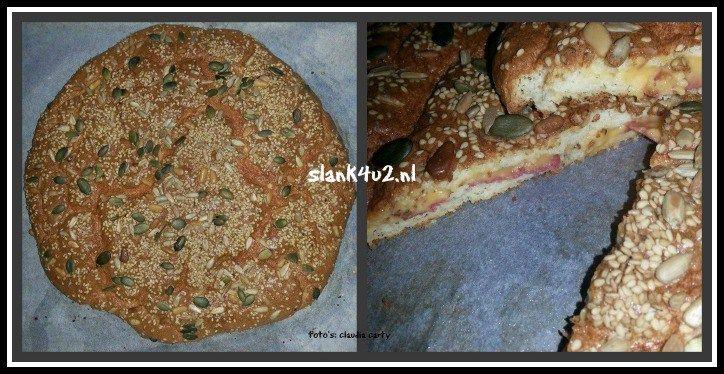 Koolhydraatarm Tosti brood - Slank4U2