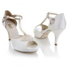 Rachel Simpson Wedding Shoe