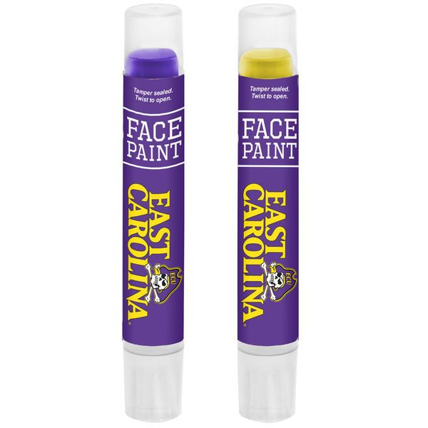 East Carolina Pirates Face Paint Two-Pack - $7.99