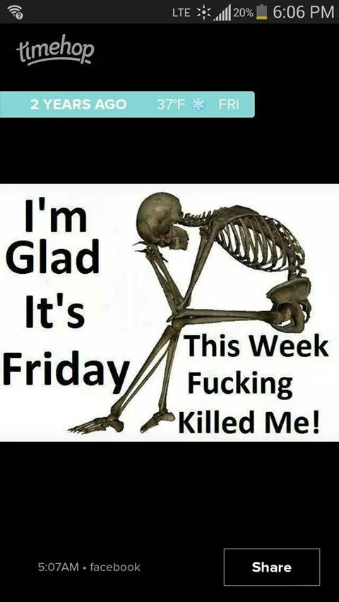 Pin by Linda Harcey on Friday   Friday meme, Friday humor ...