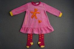 12 mois - Ensemble 2p robe collant bébé fille Agatha Ruiz de la Prada