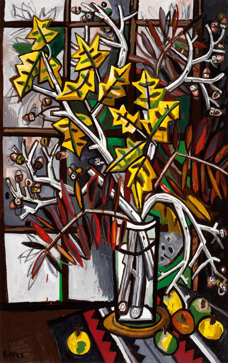 David Bates, 2010, Sweet Gum and Sumac