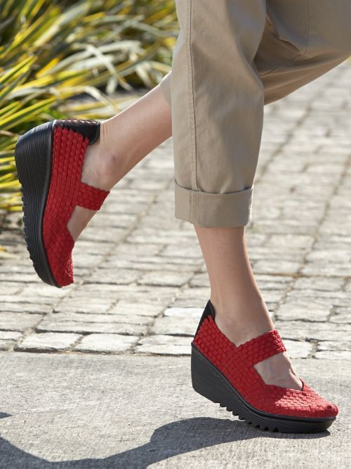 Bernie Mev Shoes - Lulia stretch | Solutions