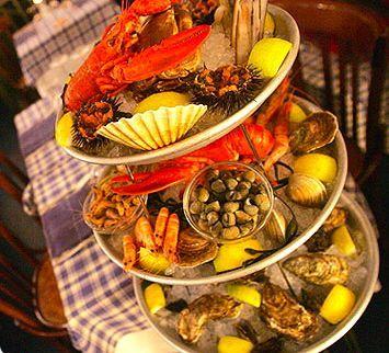 Milano, i migliori ristoranti di pesce