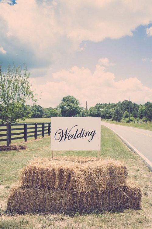 50 Ideas for styling a rustic farm wedding_0013