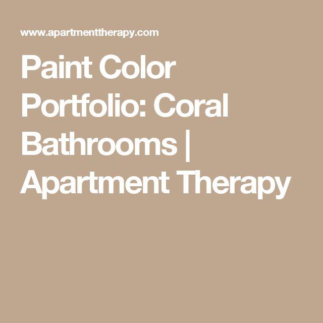 25+ Best Ideas About Coral Paint Colors On Pinterest