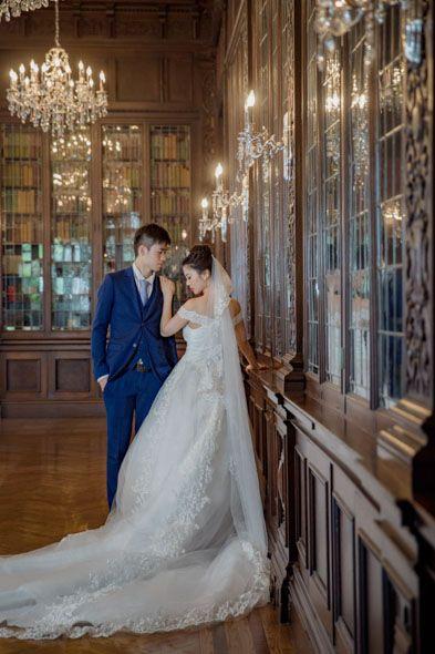 Casa Loma Pre Wedding Photography