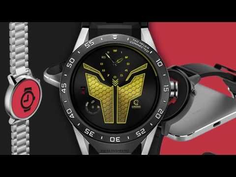 The Yellow Jacket Watch-Face