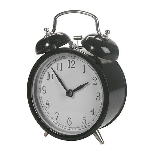 DEKAD Alarm clock IKEA- for the shelves: Beautiful Twin, Alarm Clocks, Dekad Alarm, Fashion Style, Guest Bedrooms, Bedrooms Design, Wall Clocks, Guest Rooms, Vintage Style