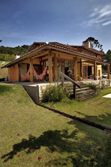 casa para fazeda