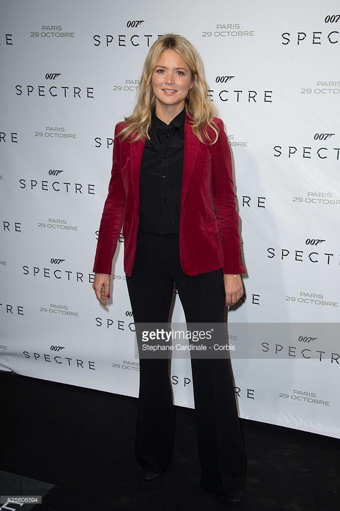 Photo d'actualité : Virginie Efira attends the 'Spectre' Paris...