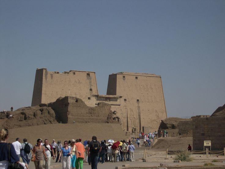 396 best Edfu Temple of Horus images on Pinterest   Temples ...