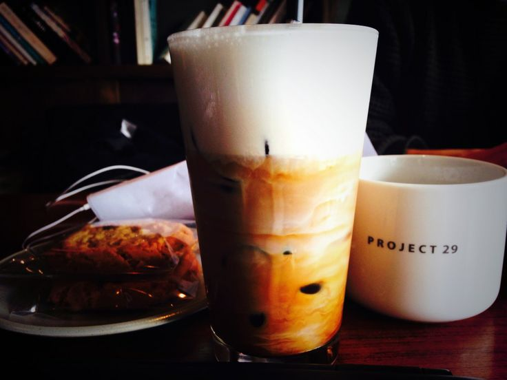 beautiful gradation of coffee  @elyse w project 29, South Korea