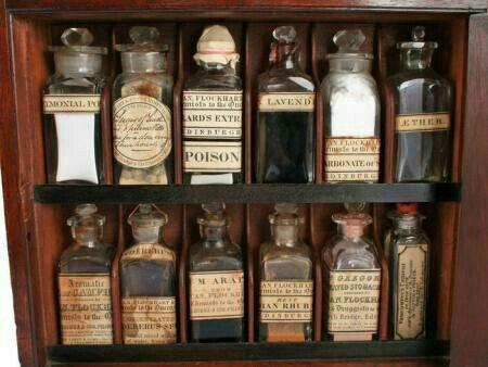 191 besten apothecary bilder auf pinterest apotheker - Traumdeutung badezimmer ...
