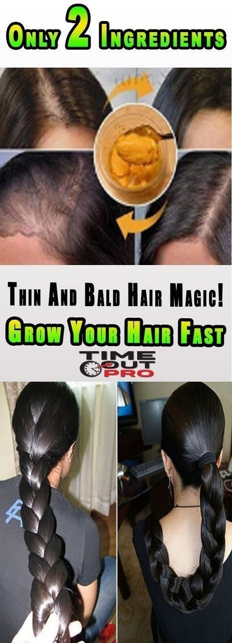 how to make hair grow extremely fast