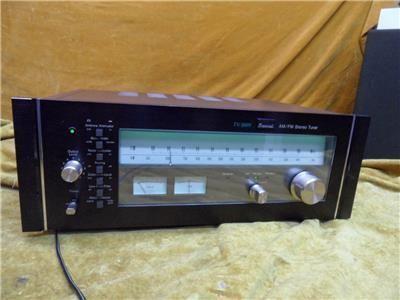 Sansui TU9900 Tuner