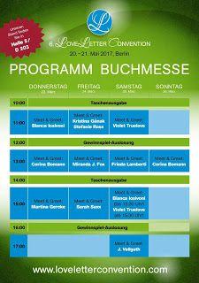 Zwinkerlings Bibliothek: [lbm] Deine Vorbereitung für eine erfolgreiche Buchmesse    #lbm Leipziger Buchmesse Programm