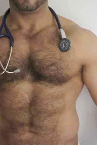 image Hairy men at doctors gay xxx i took hold of