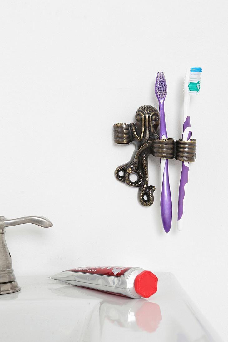 4040 Locust Octo Toothbrush Holder #urbanoutfitters