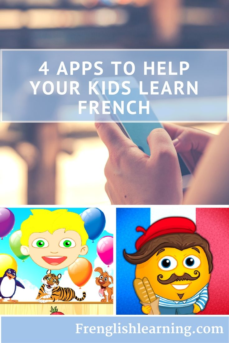 4 apps you'll want your kids to try.  They will like them too!