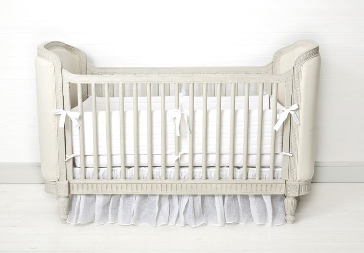 Upholstered Paris Cot Bed