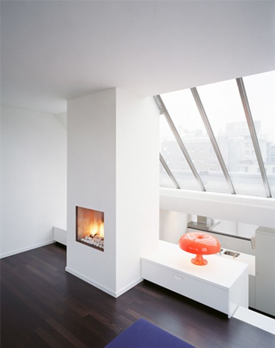 Spacious Apartment With Modern Dutch Interior | DigsDigs