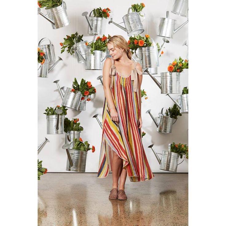 Maud Dainty - M.A Dainty Rainbow Dress
