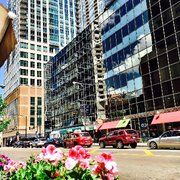 Photo of Quartino Ristorante - Chicago, IL, United States. Patio view at Quartino's