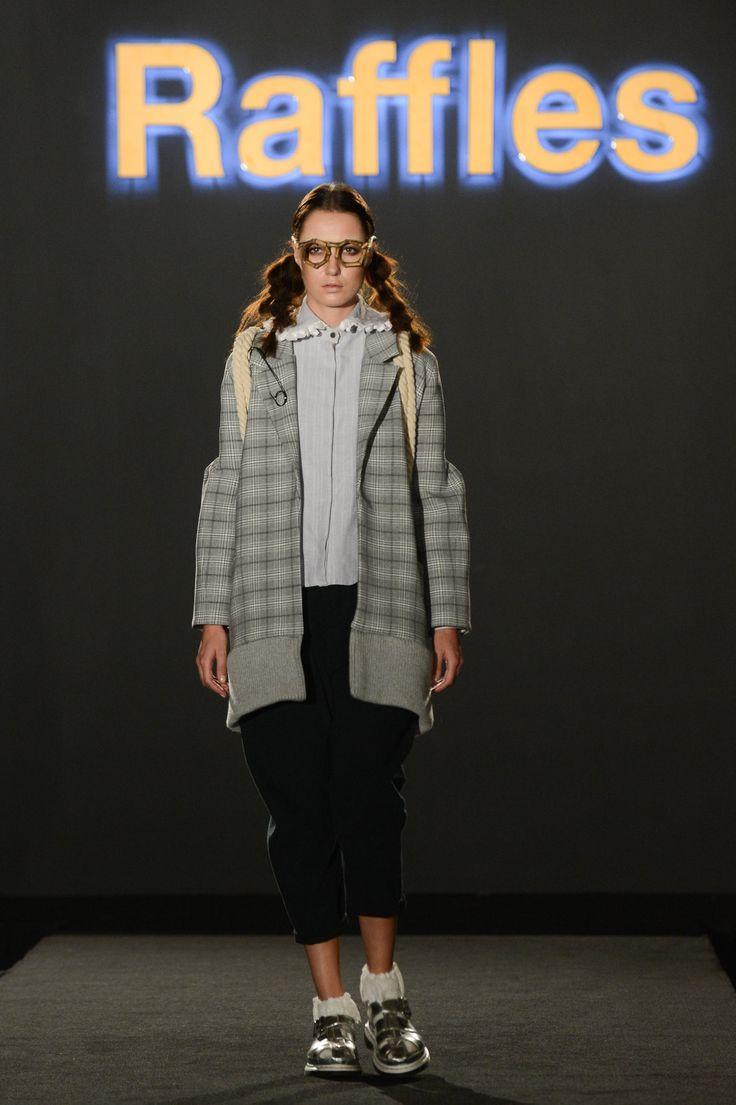 Raffles KL Fashion Show - March 2014