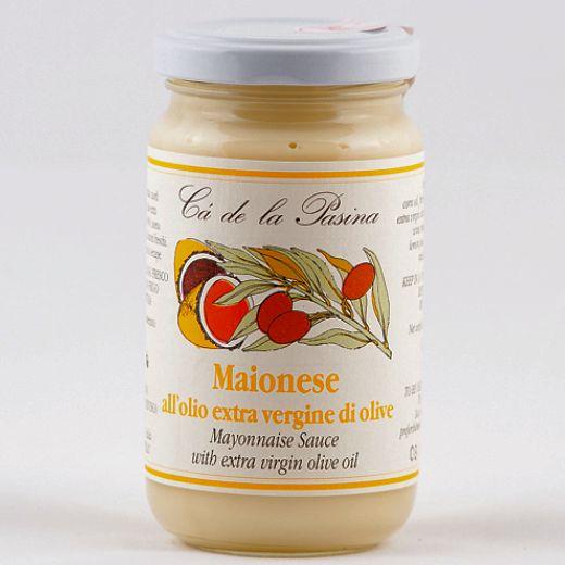 Maionese all'olio extravergine di oliva. Scopri e prova tutti gli altri pâté su: www.demarca.it