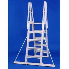 Slide Lock A-Frame Ladder Stabilizer Kit Available - In the Swim http://www.intheswim.com/p/slide-lock-stabilizer-kit