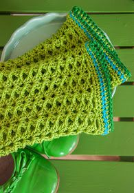 Ak at home : crochet * beenwarmers