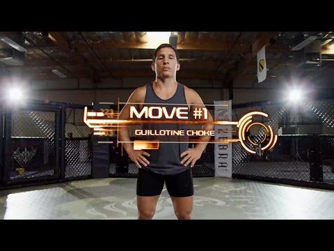 UFC (Ultimate Fighting Championship): The Ultimate Fighter Finale: Joe Benavidez - Signature Moves