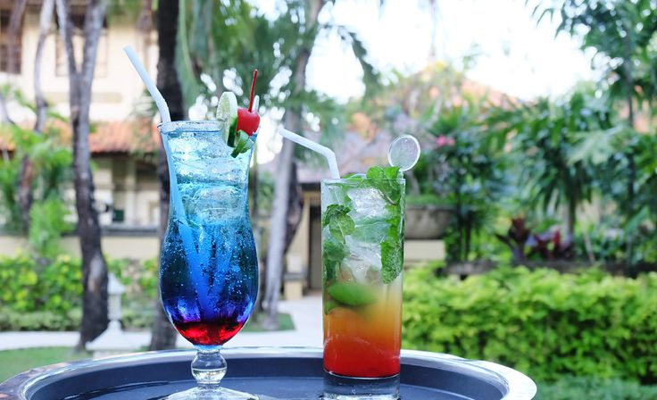 Encapsulating tropical island flavors, our signature cocktails are best enjoyed beachside and in the warm sunshine.    #thetanjungbenoa #TheTaoBali #bali